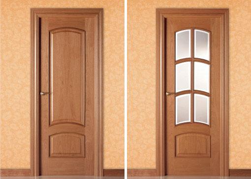 Del valle armarios for Puertas para interiores baratas
